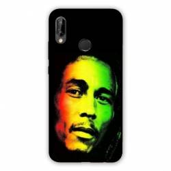 Coque Huawei Y6 (2019) / Y6 Pro (2019) Bob Marley