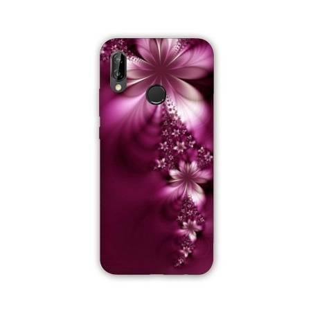 Coque Huawei Y6 (2019) / Y6 Pro (2019) fleurs