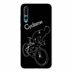 Coque Samsung Galaxy A50 Cyclisme