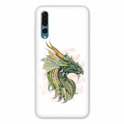 Coque Samsung Galaxy A50 Animaux Ethniques
