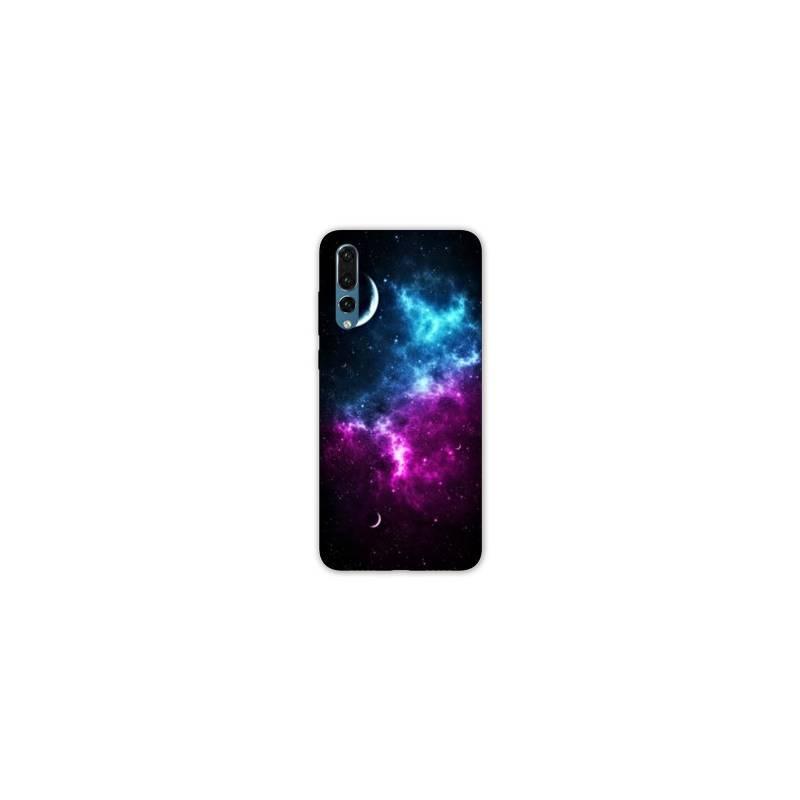 Coque Samsung Galaxy A50 Espace Univers Galaxie