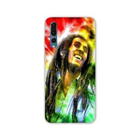 Coque Samsung Galaxy A50 Bob Marley