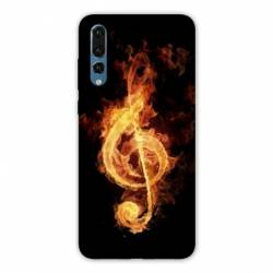 Coque Samsung Galaxy A50 Musique