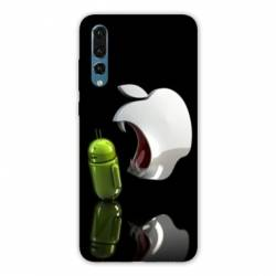Coque Samsung Galaxy A70 apple vs android