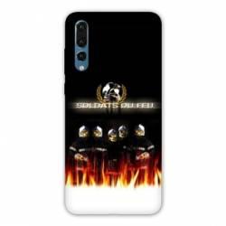 Coque Samsung Galaxy A70 pompier police
