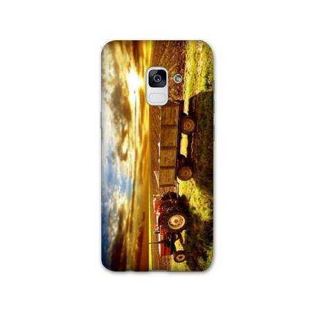 Coque Samsung Galaxy J6 PLUS - J610 Agriculture