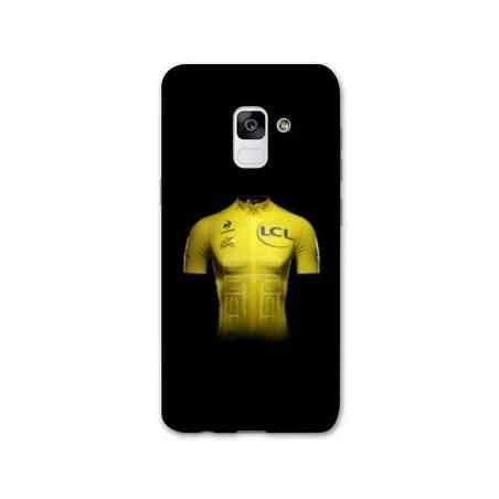 Coque Samsung Galaxy J6 PLUS - J610 Cyclisme