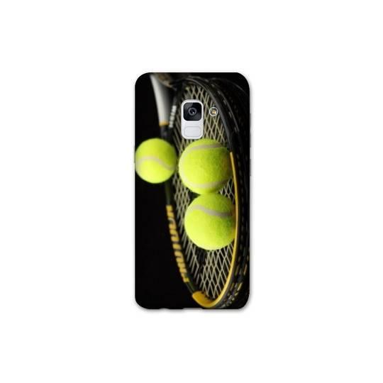 Coque pour Samsung Galaxy J6 PLUS - J610 Tennis