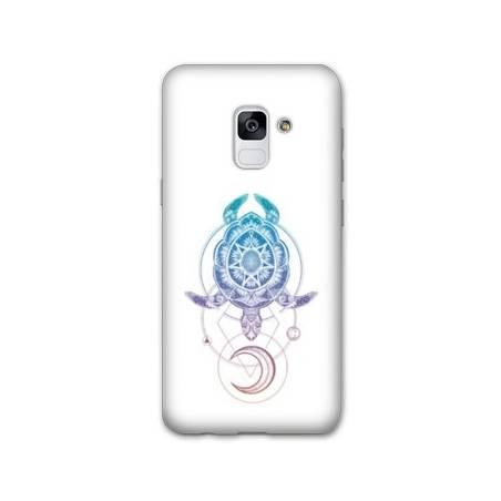 Coque Samsung Galaxy J6 PLUS - J610 Animaux Maori