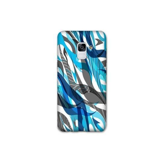 Coque Samsung Galaxy J6 PLUS - J610 Etnic abstrait