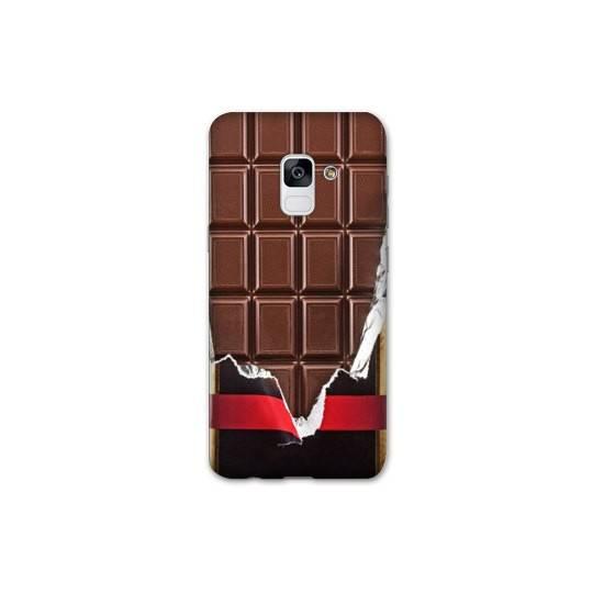 Coque Samsung Galaxy J6 PLUS - J610 Trompe oeil