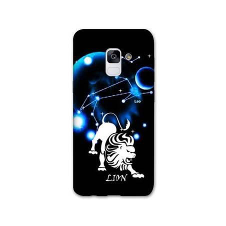 Coque Samsung Galaxy J6 PLUS - J610 signe zodiaque