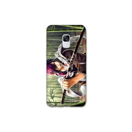 Coque Samsung Galaxy J6 PLUS - J610 Manga - divers