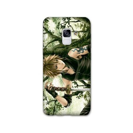 Coque Samsung Galaxy J6 PLUS - J610 Manga - divers