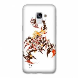 Coque Samsung Galaxy J6 PLUS - J610 reptiles