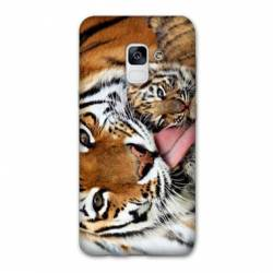 Coque Samsung Galaxy J6 PLUS - J610 felins