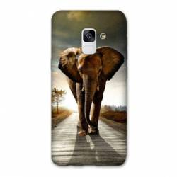 Coque Samsung Galaxy J6 PLUS - J610 savane