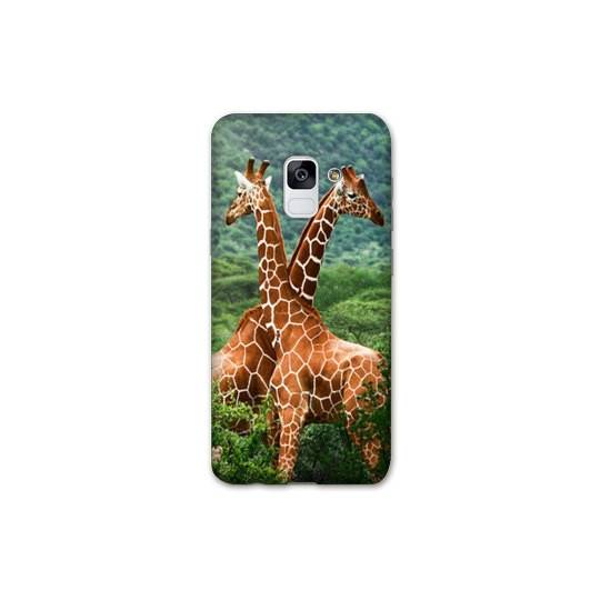 Coque Samsung Galaxy J6 PLUS - J610 savane