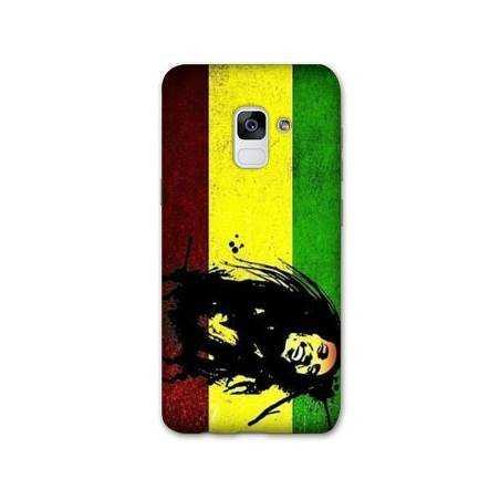 Coque Samsung Galaxy J6 PLUS - J610 Bob Marley