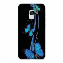 Coque Samsung Galaxy J6 PLUS - J610 papillons
