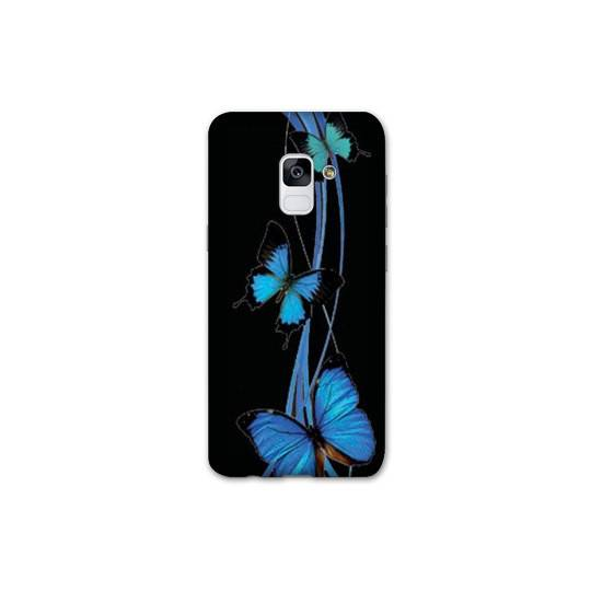Coque Samsung Galaxy J6 PLUS - J610 papillons