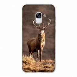 Coque Samsung Galaxy J6 PLUS - J610 chasse peche