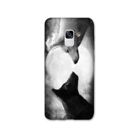 Coque Samsung Galaxy J6 PLUS - J610 animaux 2