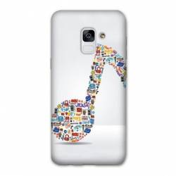 Coque Samsung Galaxy J6 PLUS - J610 Musique