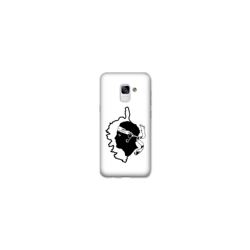 Coque Samsung Galaxy J6 PLUS - J610 Corse
