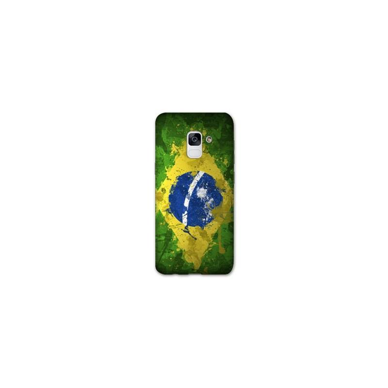 Coque Samsung Galaxy J6 PLUS - J610 Bresil