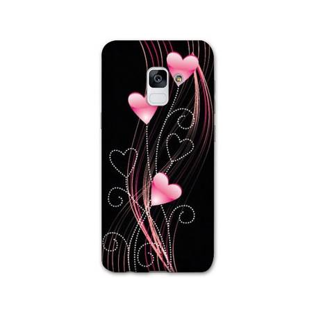Coque Samsung Galaxy J6 PLUS - J610 amour