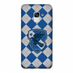 Coque Samsung Galaxy J6 PLUS - J610 WB License harry potter ecole Ravenclaw