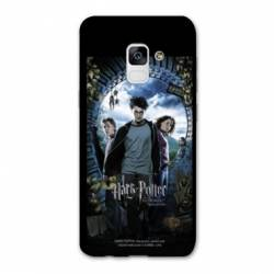 Coque Samsung Galaxy J6 PLUS - J610 WB License harry potter pattern Azkaban