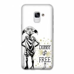 Coque Samsung Galaxy J6 PLUS - J610 WB License harry potter dobby Free B