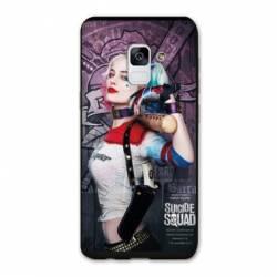 Coque Samsung Galaxy J6 PLUS - J610 Harley Quinn Batte