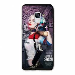 Coque Samsung Galaxy J6 PLUS - J610 Harley Quinn Batte