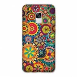 Coque Samsung Galaxy J6 PLUS - J610 Psychedelic Roue