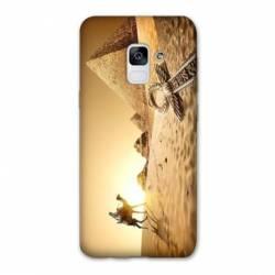 Coque Samsung Galaxy J6 PLUS - J610 Egypte Chameau