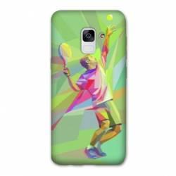Coque Samsung Galaxy J6 PLUS - J610 Tennis Service