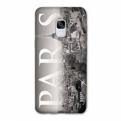 Coque Samsung Galaxy J6 PLUS - J610 France Paris Vintage
