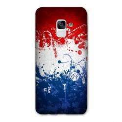 Coque Samsung Galaxy J6 PLUS - J610 France Eclaboussure