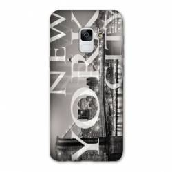 Coque Samsung Galaxy J6 PLUS - J610 Amerique USA New York