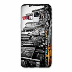 Coque Samsung Galaxy J6 PLUS - J610 Amerique USA New York Taxi
