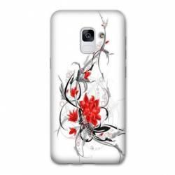 Coque Samsung Galaxy J6 PLUS - J610 fleur épine