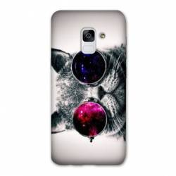 Coque Samsung Galaxy J6 PLUS - J610 Chat Fashion