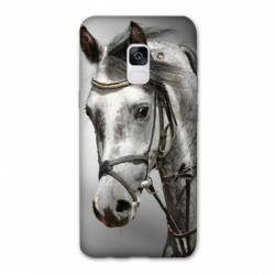 Coque Samsung Galaxy J6 PLUS - J610 Cheval