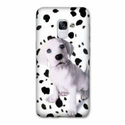 Coque Samsung Galaxy J6 PLUS - J610 Chien dalmatien