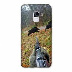 Coque Samsung Galaxy J6 PLUS - J610 chasse Vision Tir