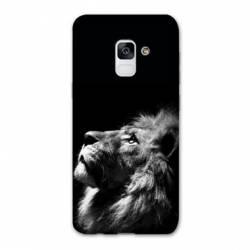 Coque Samsung Galaxy J6 PLUS - J610 roi lion