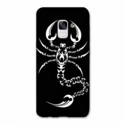 Coque Samsung Galaxy J6 PLUS - J610 scorpion
